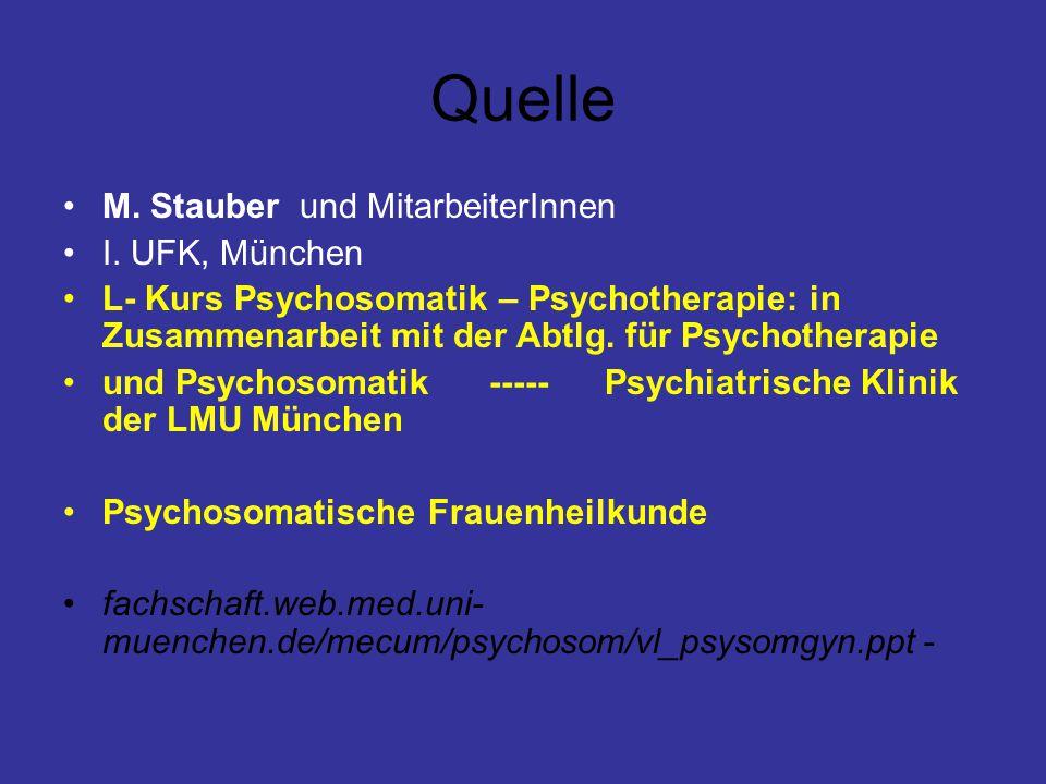 Quelle M.Stauber und MitarbeiterInnen I.