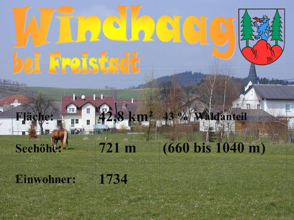 Komponist und Musiker Anton Bruckner Geschichte / Sehenswertes von Windhaag 5 Museen Vielzahl meist kleiner Energieprojekte führte zu verschiedenen Auszeichnungen