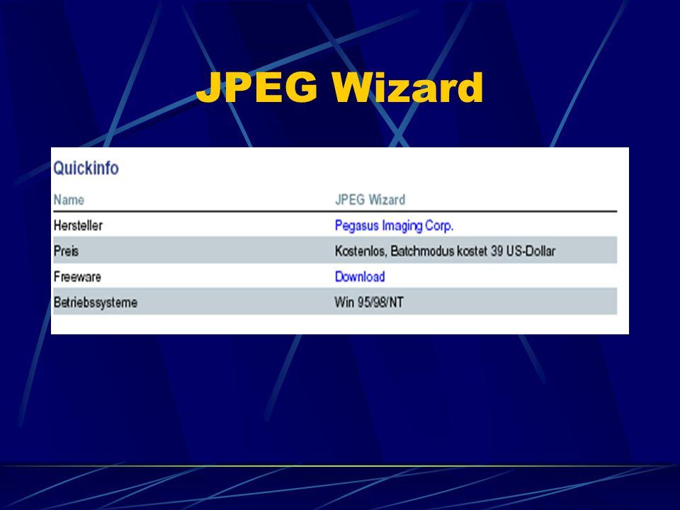 JPEG Wizard