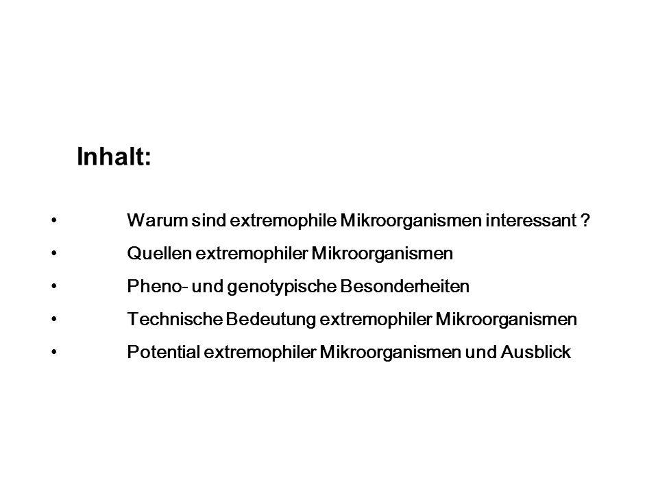 Für Anfragen und Anregungen : PD Dr. Thomas Maskow Helmholtzzentrum für Umweltforschung - UFZ Department Umweltmikrobiologie Permoserstr. 15 E-mail: t