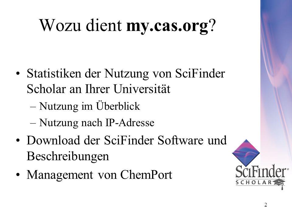 2 Wozu dient my.cas.org.