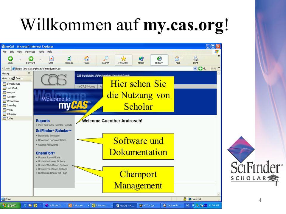 4 Willkommen auf my.cas.org.