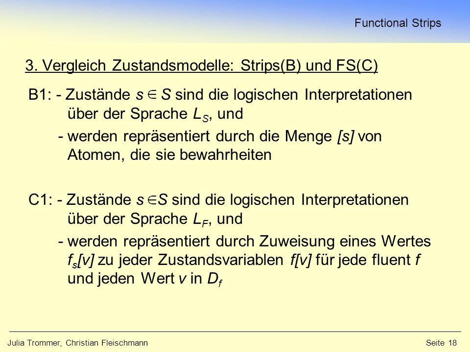 Functional Strips Julia Trommer, Christian Fleischmann Seite 18 3.