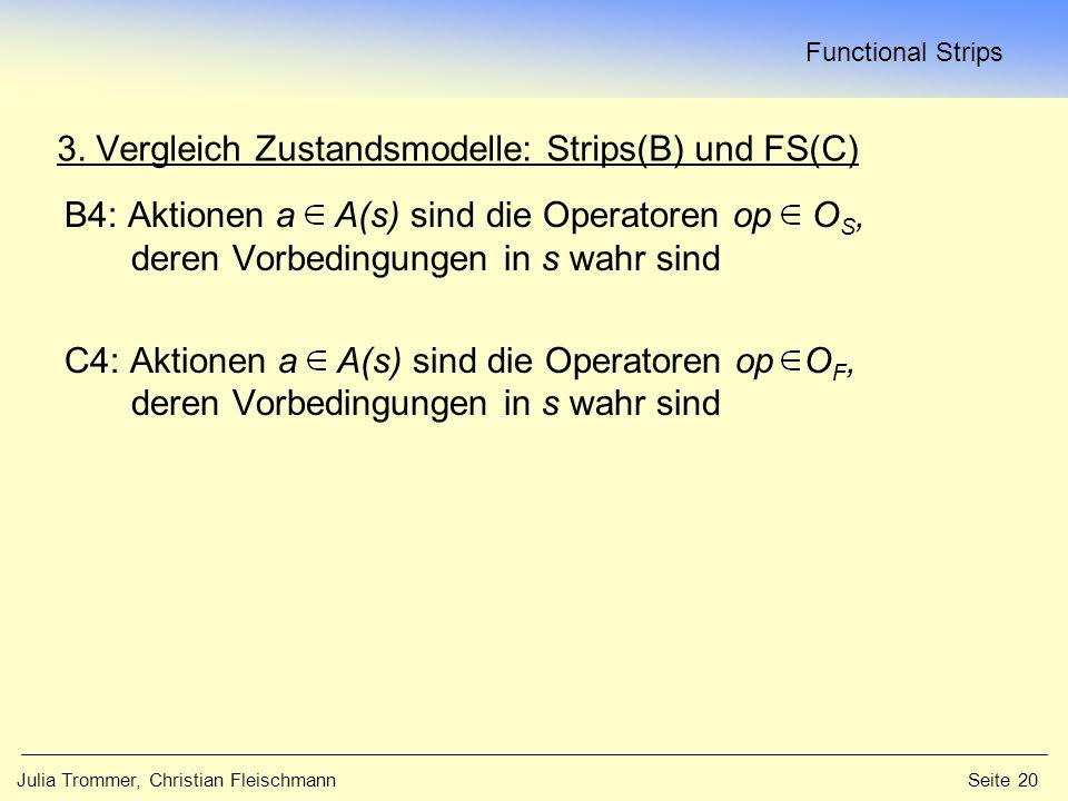 Functional Strips Julia Trommer, Christian Fleischmann Seite 20 3.