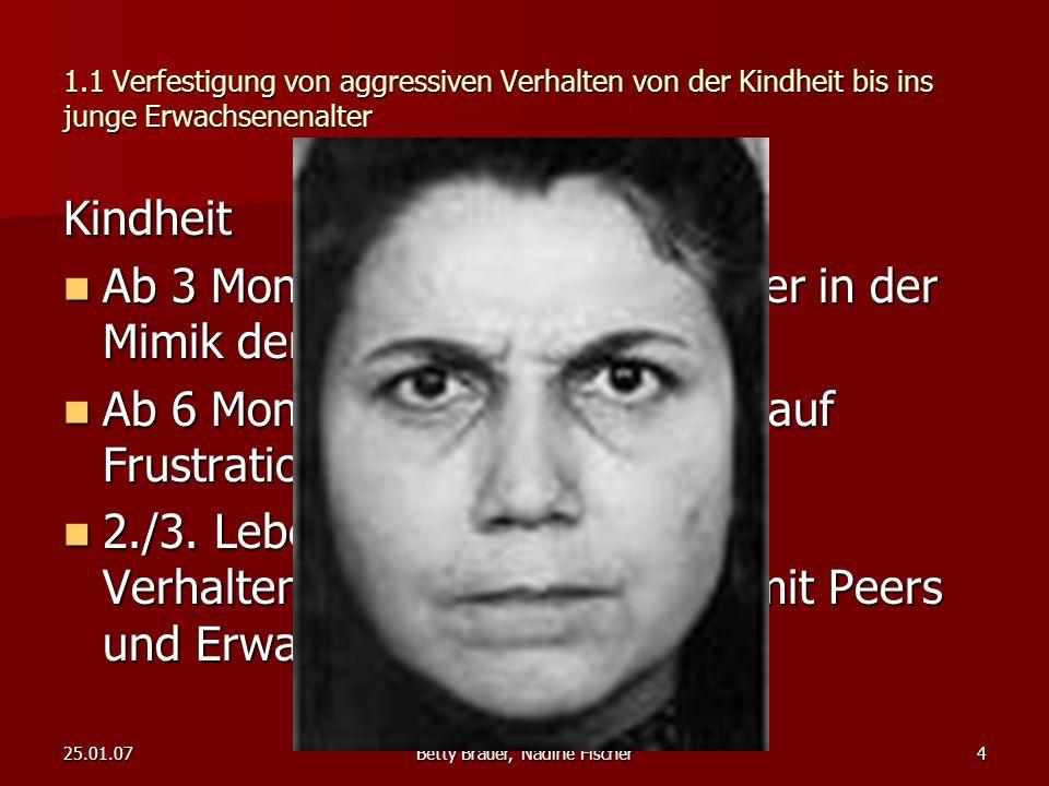 25.01.07Betty Brauer, Nadine Fischer35 Zusammenfassung 1.