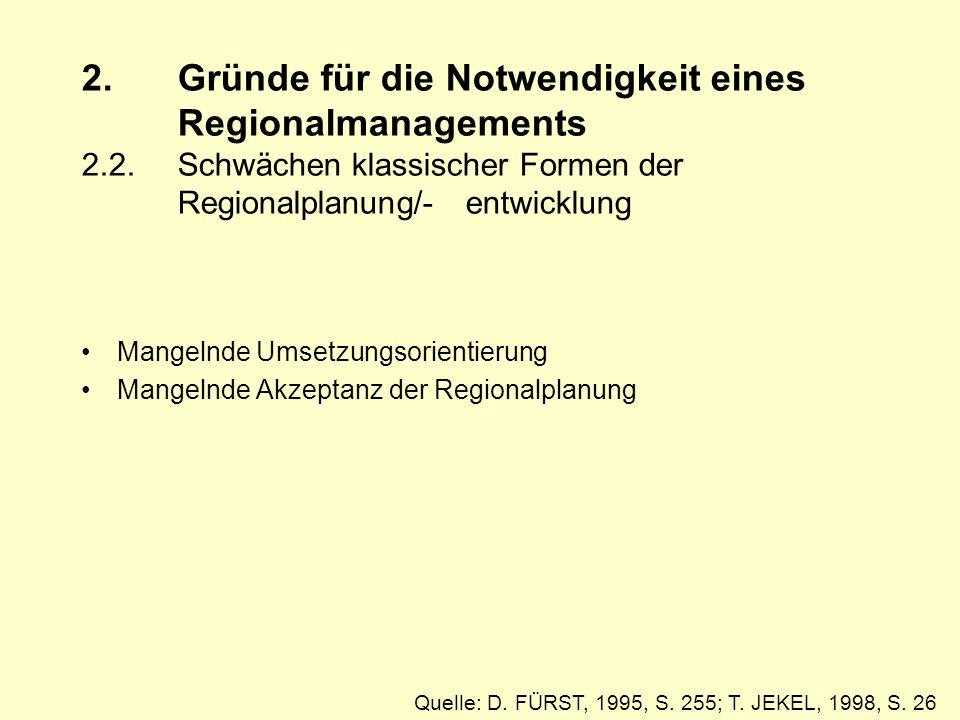7.Regionalmanagement als Organisation 7.2.