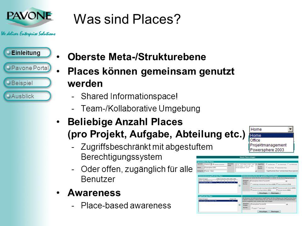 http://www.pavone.dehttp://www.pavone.com PAVONE AG Technologiepark 32 33100 Paderborn E-Mail: info@pavone.de Tel.: 0 52 51 / 31 02-0 Fax: 0 52 51 / 31 02-99 Vielen Dank für Ihre Aufmerksamkeit.