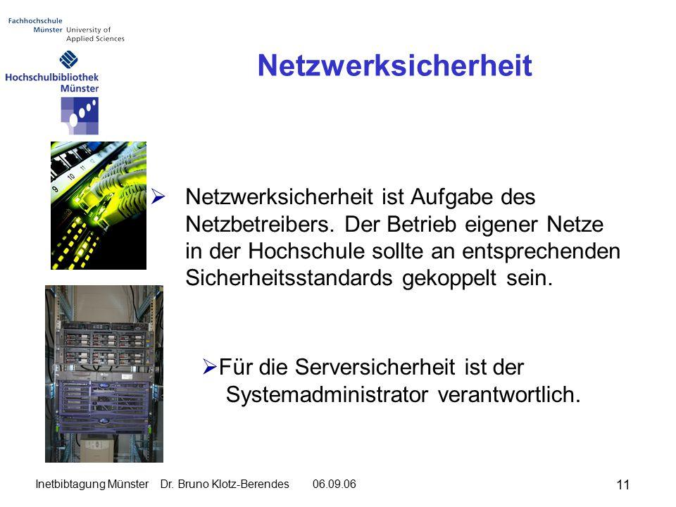 11 Inetbibtagung Münster Dr.