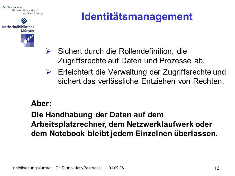 13 Inetbibtagung Münster Dr.