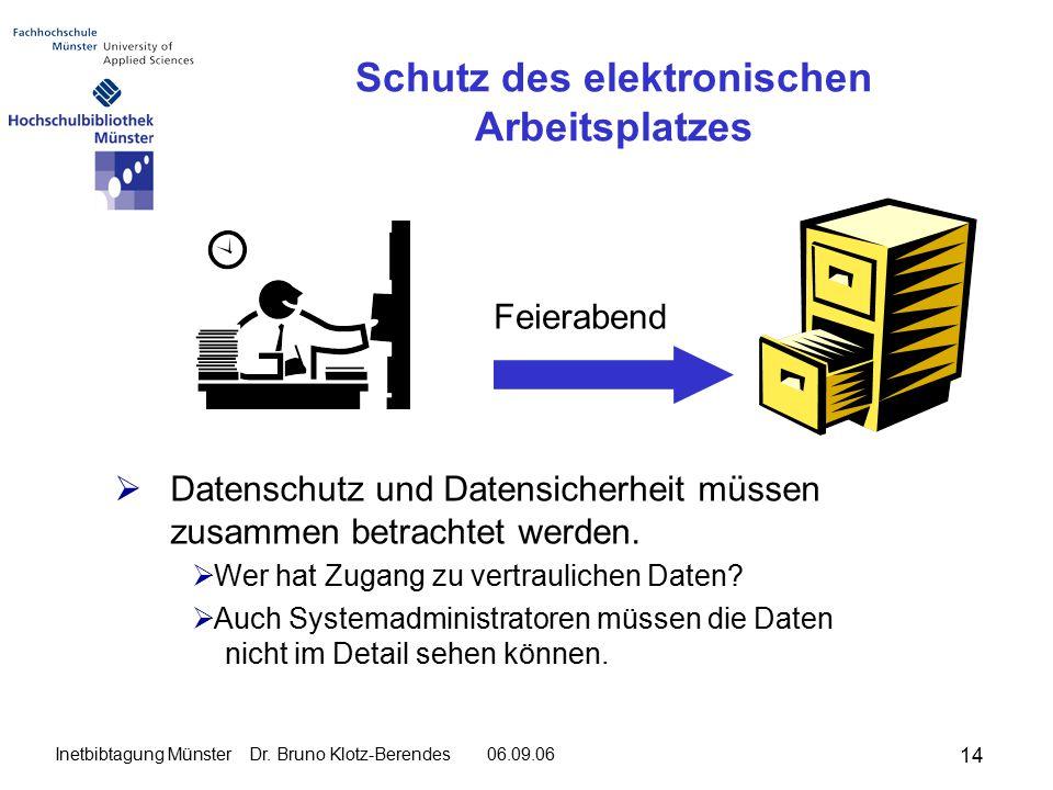 14 Inetbibtagung Münster Dr.