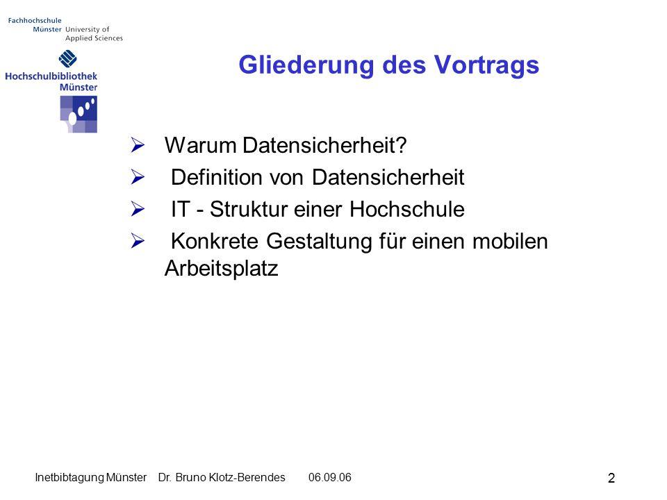 2 Inetbibtagung Münster Dr.