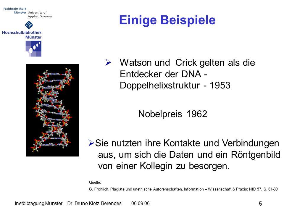 5 Inetbibtagung Münster Dr.