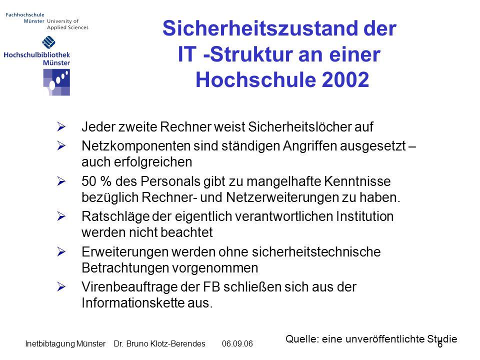 6 Inetbibtagung Münster Dr.