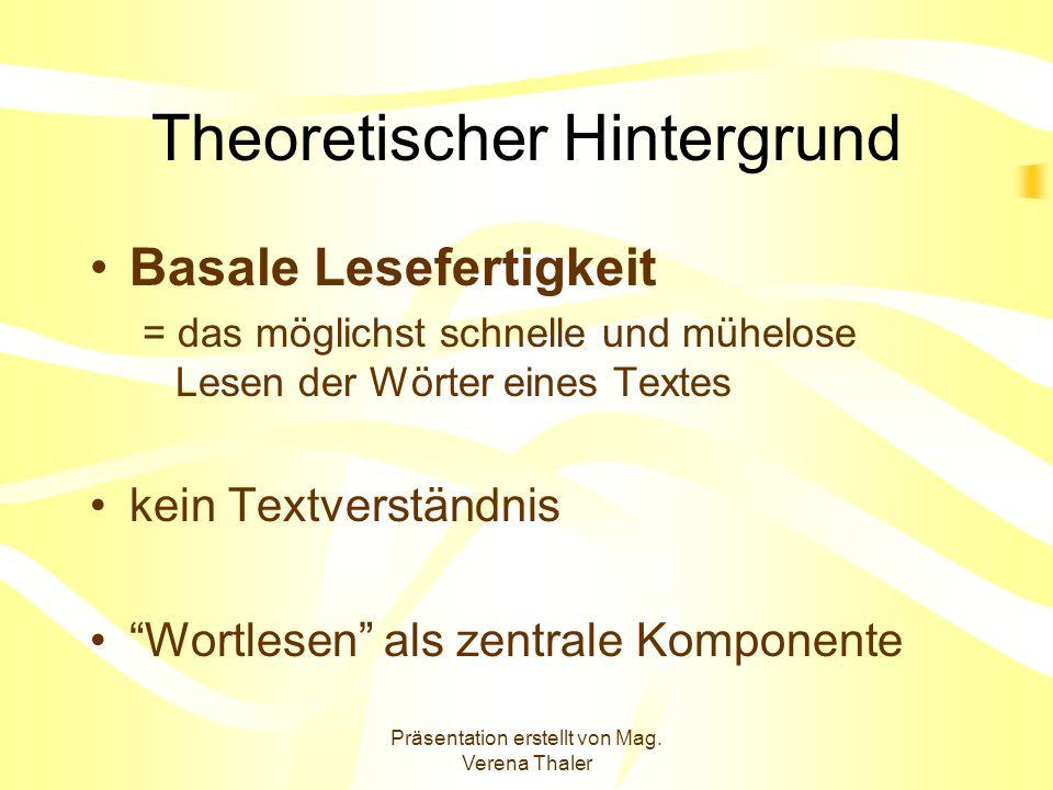 Präsentation erstellt von Mag.Verena Thaler Normierungszeitpunkte sieben Zeitpunkte –2.