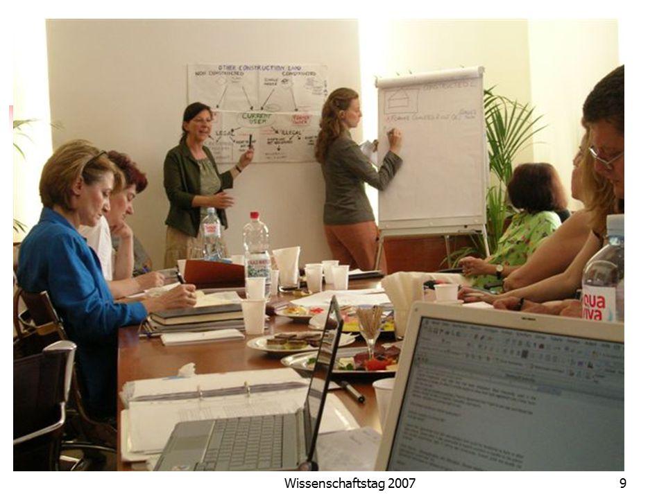 Wissenschaftstag 20079