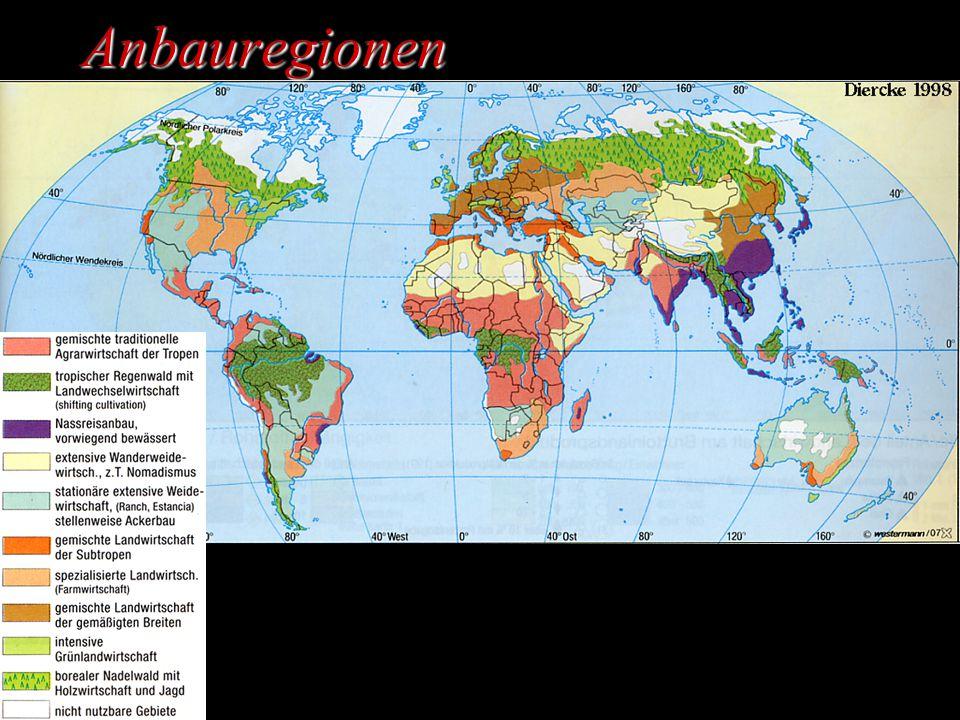 Anbauregionen