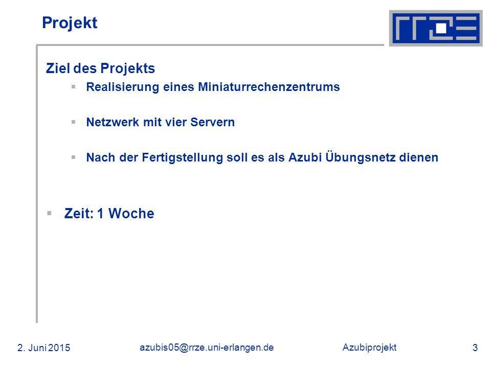 Novell Server mit NetWare 6.5 und Windows 2003 Server Bernd Holzmann 02.06.2015