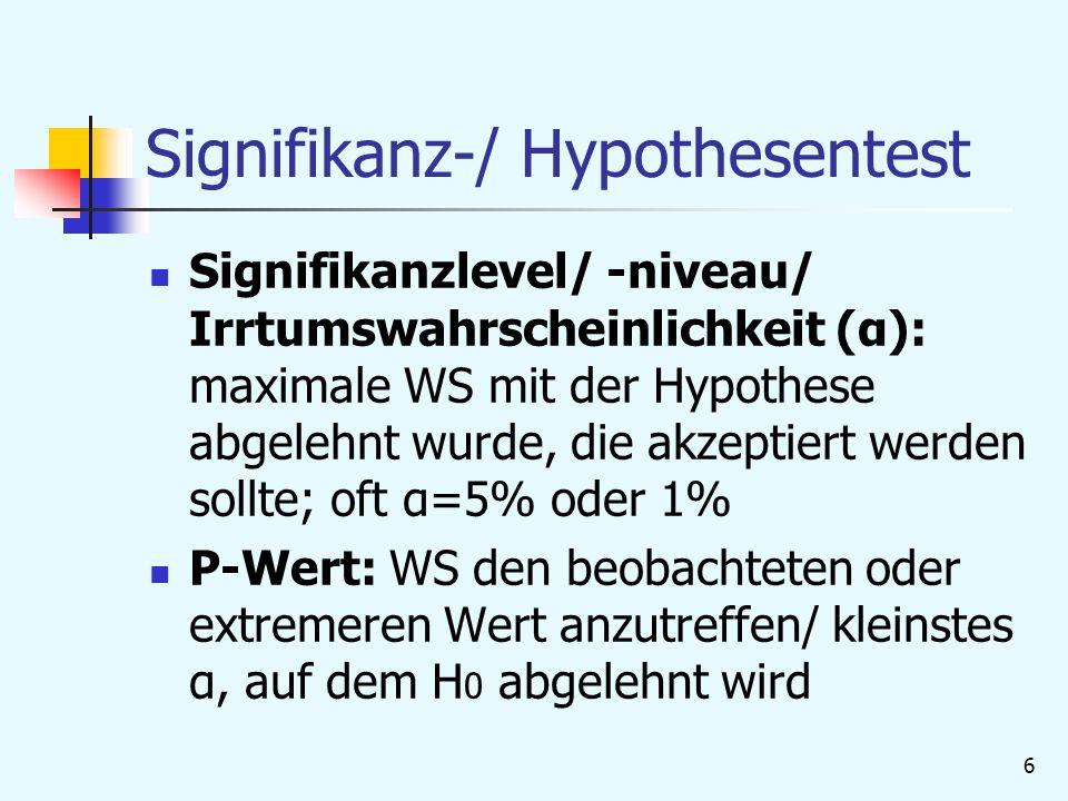 47 Beispiel Säugetiere - aa Geg: -6 mt Proteinsequenzen à 3414 Aminosäuren (aa): Mensch(H), Seehund(S), Kuh(C), Hase(R), Maus(M), Opossum(O) -(S, C) 15 mögliche T X SH- Test: 15 T X gleichzeitig verglichen 7 T X nicht verworfen