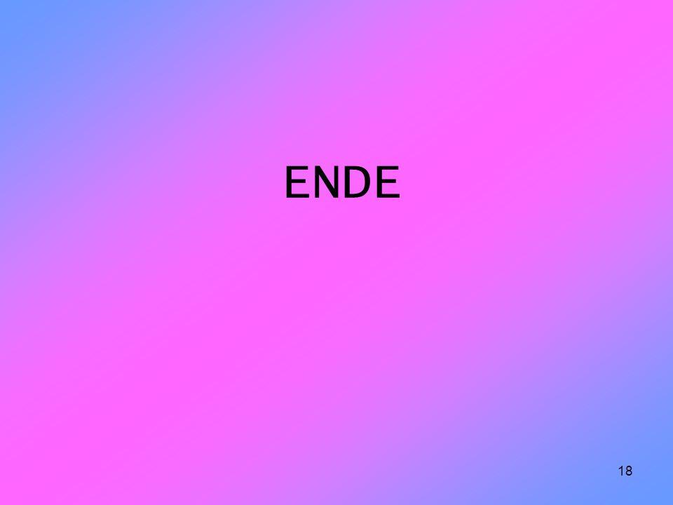 18 ENDE