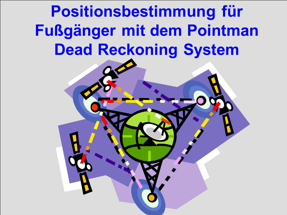 Update Prognostizierter Zustandsvektor und Messwerte müssen kombiniert werden: Gauß-Markov-Modell Stochastisches Modell Motivation Pointman Kalman Filter Erfahrungen Fazit Einführung Gliederung