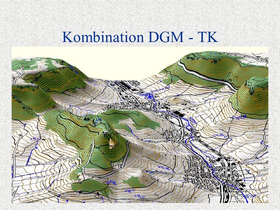 Kombination DGM - TK