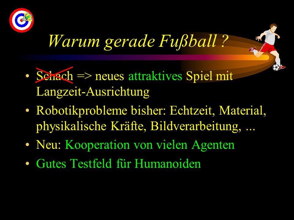 Warum gerade Fußball .
