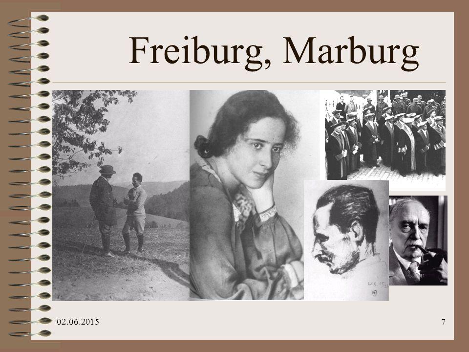 02.06.201538 Briefwechsel mit Hannah Arendt, 1974