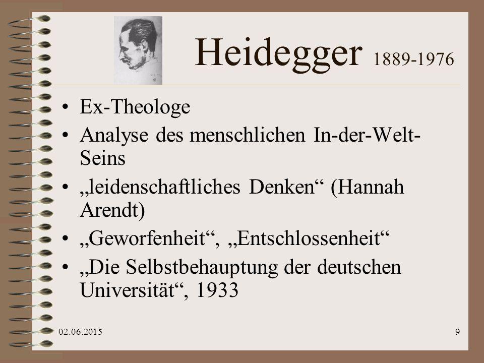 """02.06.201510 """" Die Selbstbehauptung der deutschen Universität 5."""