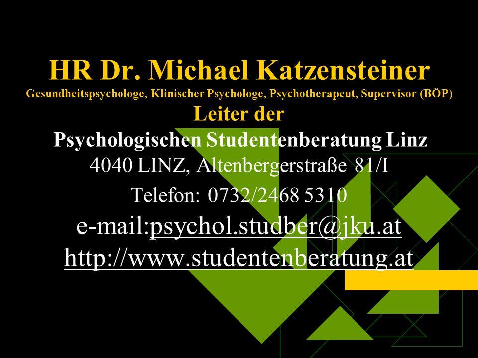 02.06.2015 Michael Katzensteiner Tertiärer Bildungssektor 33 THE END IS ALWAYS A BEGINNING