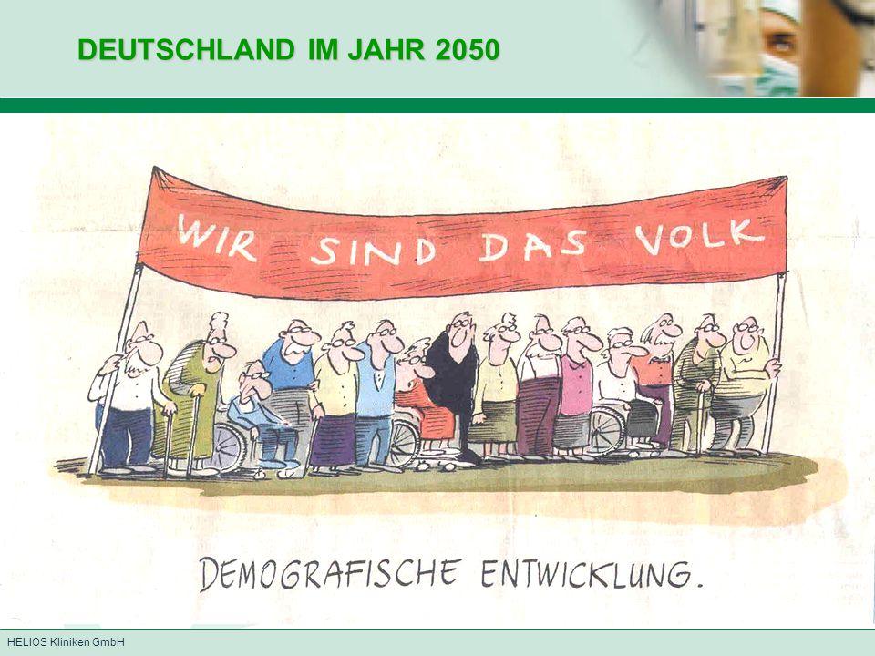 HELIOS Kliniken GmbH - Keine klare Definition -Zusammenhang zw.