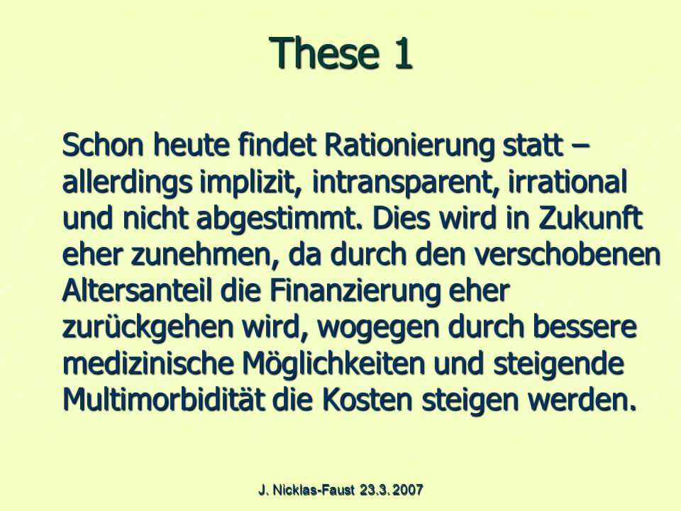 J. Nicklas-Faust 23.3.