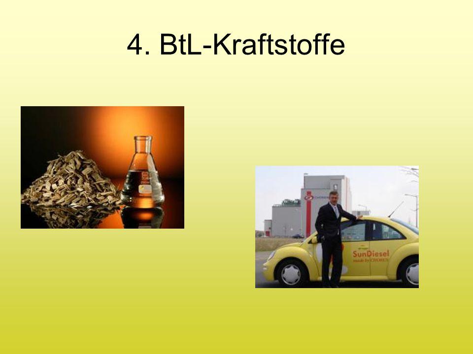 4. BtL-Kraftstoffe