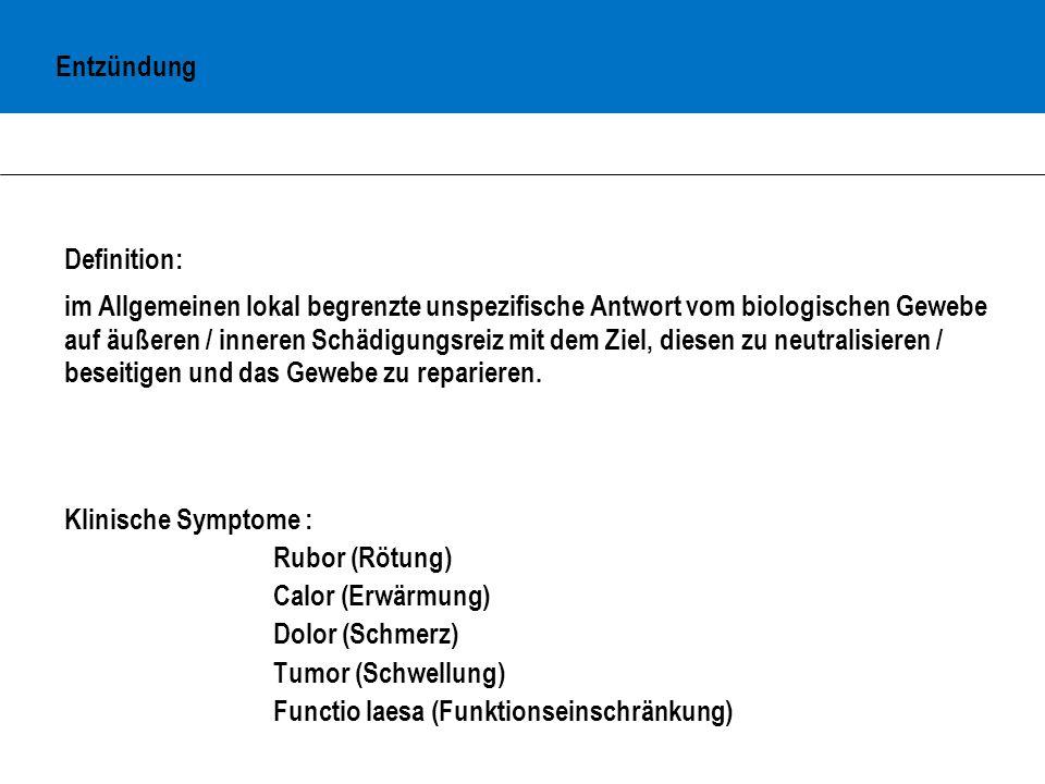 CRP- und BSG-Verlauf bei bakterieller Meningitis