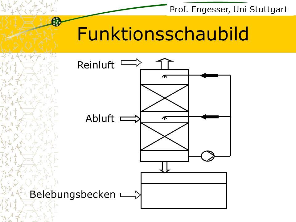 Funktionsschaubild Belebungsbecken Abluft Reinluft Prof. Engesser, Uni Stuttgart