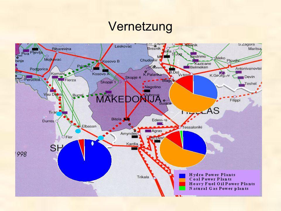Unerschlossener Gasmarkt Heimische Exploration: 11 Felder mit 60 Mio.