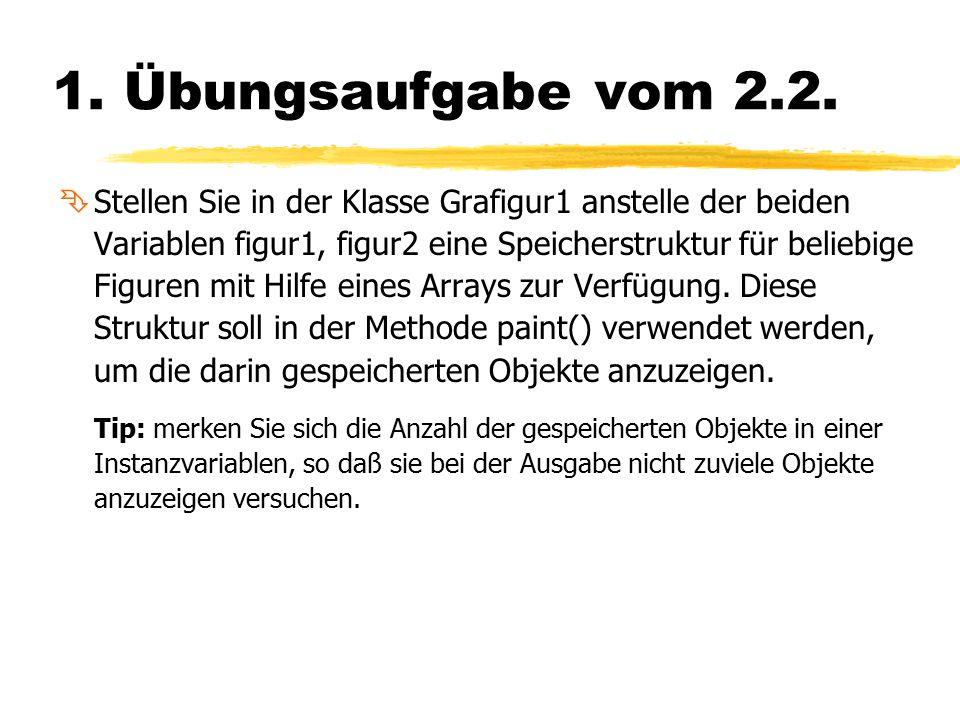 Java-Kurs - 13. Übung zAusnahmebehandlung: Exceptions zEin-/Ausgabe yDatenströme