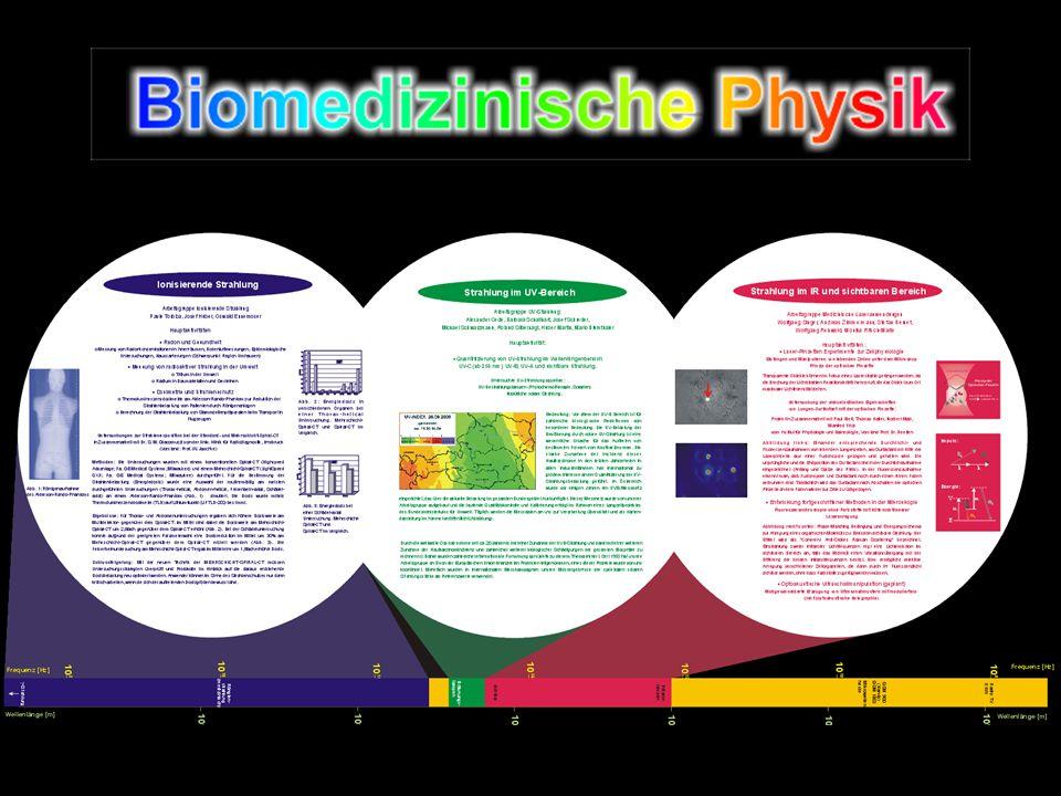 Department für Physiologie und Medizinische Physik der Medizinischen Universität Innsbruck