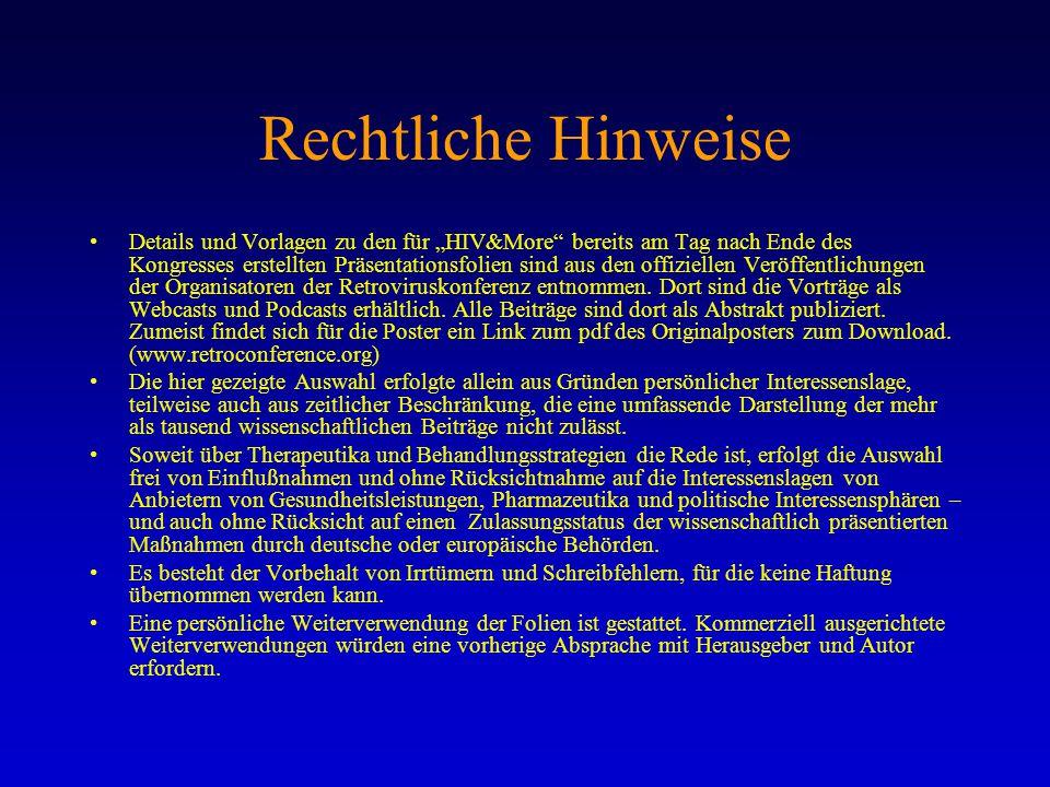 Search & destroy by ARVs: Frühe HAART zur Eindämmung der Pandemie.