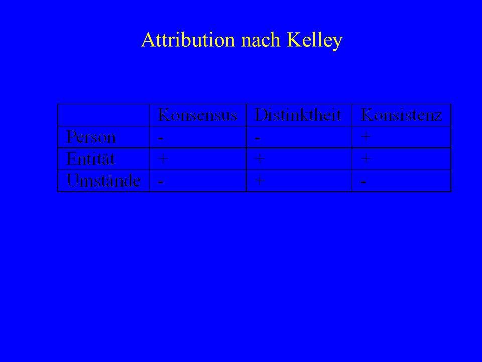 Attribution nach Kelley