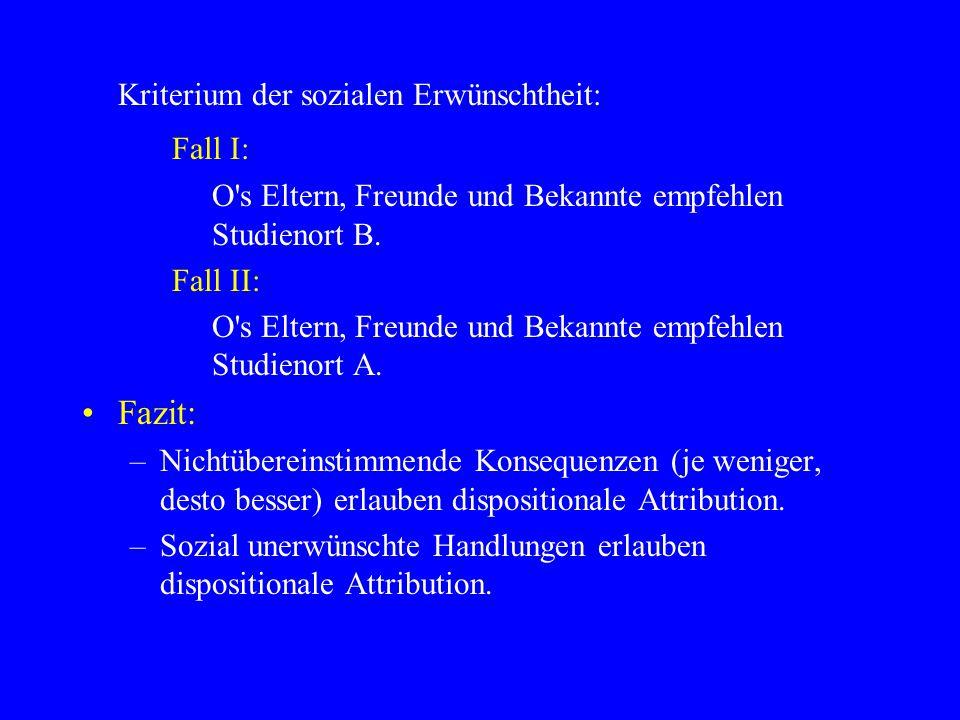 Empirische Befunde stützen die Theorie (z.B.