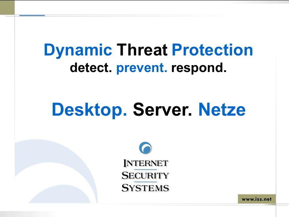 Agenda Risikofaktoren Betriebskonzept IT-Security (Überblick) Wie funktioniert Intrusion Protection.