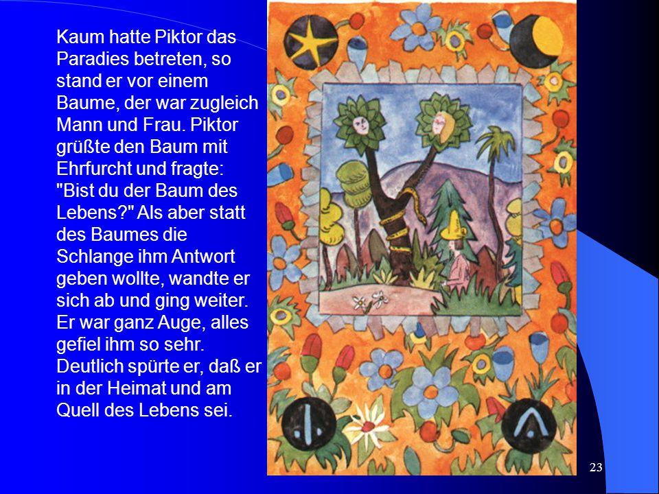 """22 Hesses Versuch einer Synthese von Bild und Text Er schreibt an Rolland: """"Ich möchte Ihnen hier etwas zeigen..."""