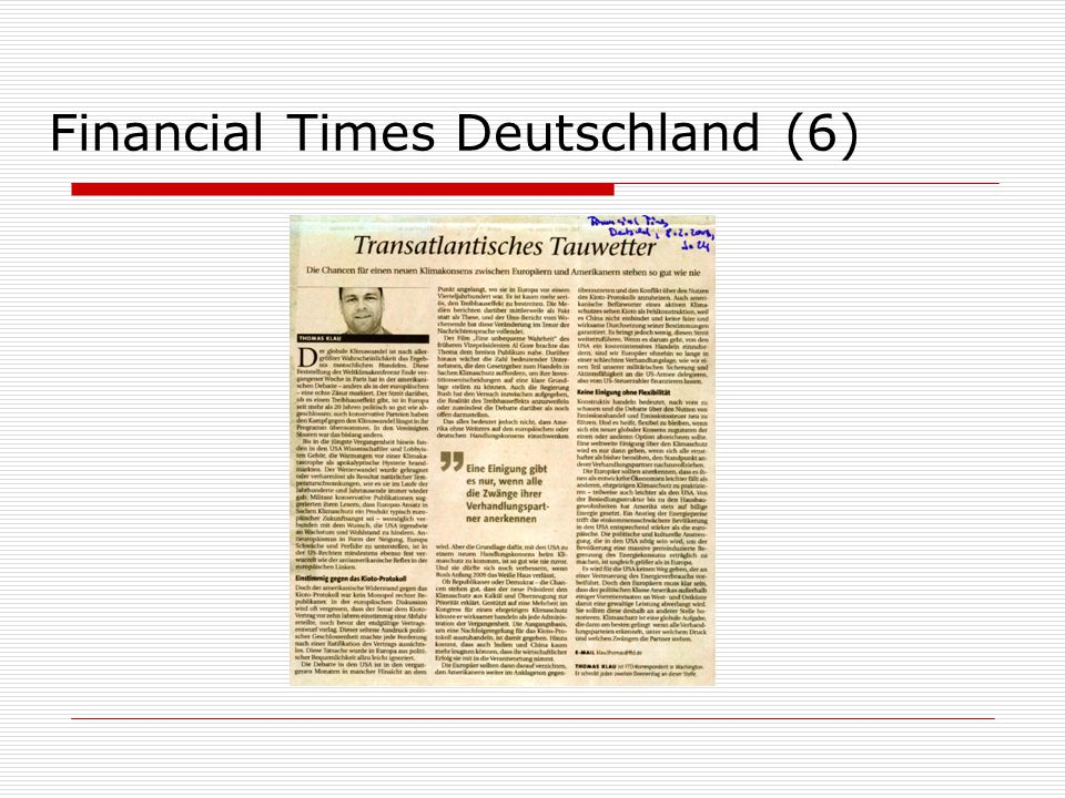 Financial Times Deutschland (6)