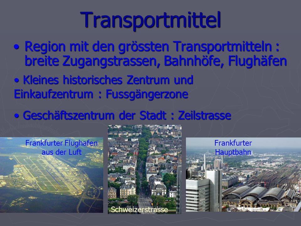 Sehenswürdigkeiten Altstadt :Altstadt : Römerberg : Der zentrale Platz der Altstadt : Mit dem Rathaus (Römer) aus dem 14.