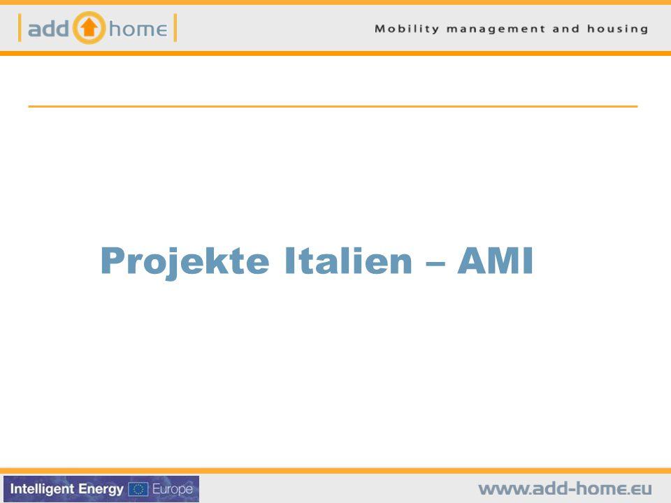 Projekte Italien – AMI
