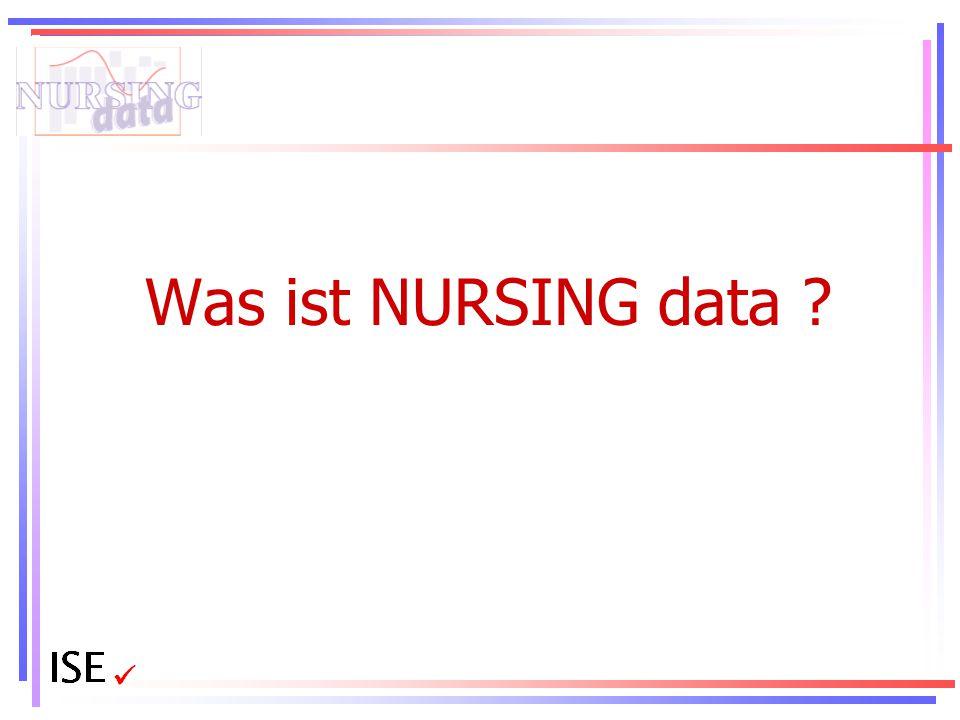 """Pflegephänomen allgemeine Definition """"Ein Aspekt der Gesundheit von einer oder mehreren Personen, der als Grund für Pflegeinterventionen betrachtet wird. (NURSING data)"""