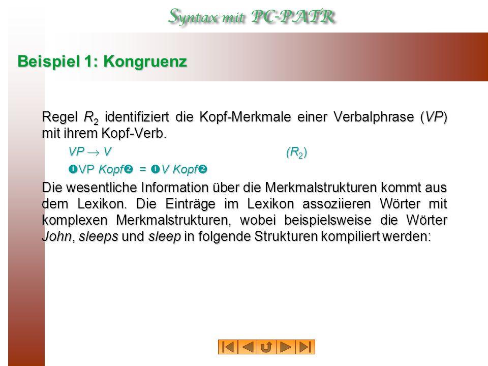 Kongruenz - Lexikon