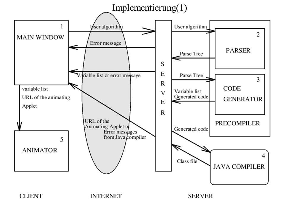 17 Implementierung (1)