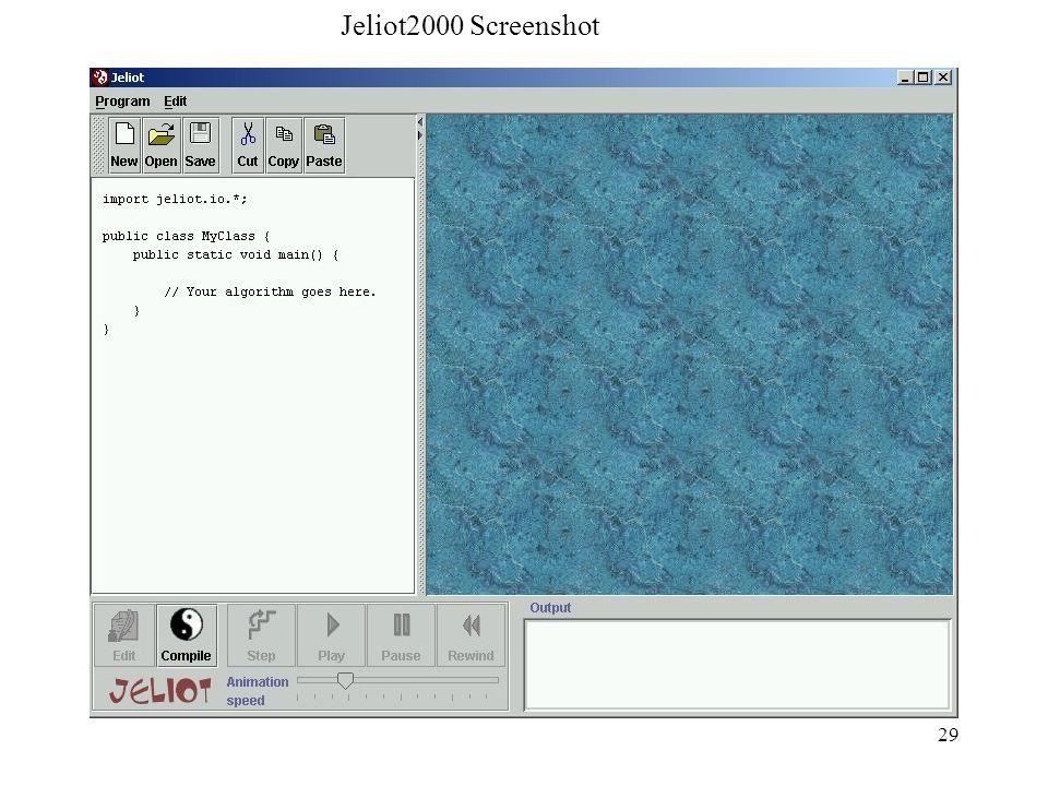 29 Jeliot2000 Screenshot