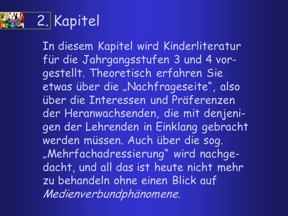 Literatur zu Kap.2 Ewers, Hans-Heino: Die Heldensagen der Gegenwart.